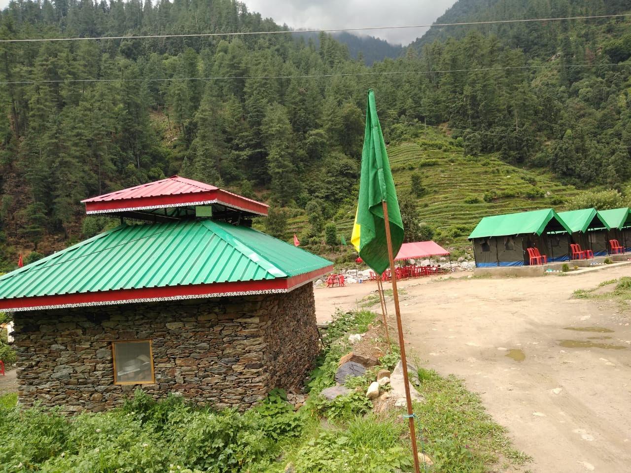 best Camping and Trekking package in Barot