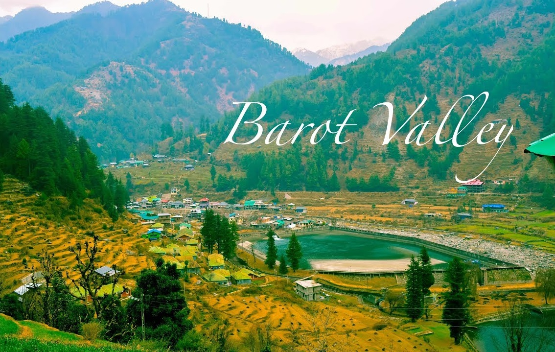 best The Barot Valley Sightseeing in Barot
