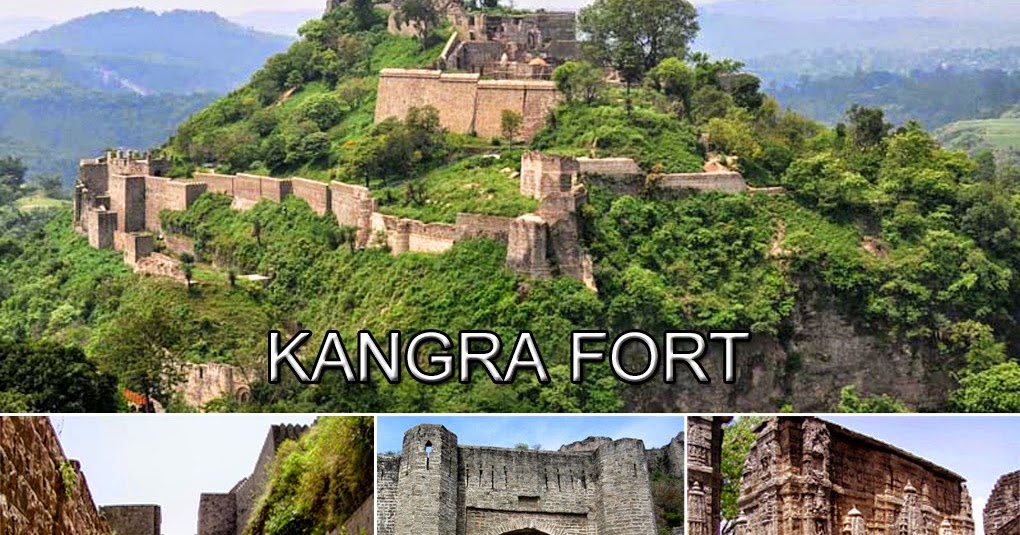 best The Kangra Fort Sightseeing in Barot