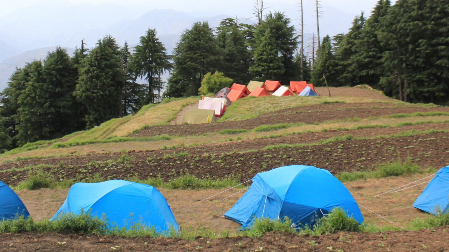 best Adventure Tent For Camping in Barot